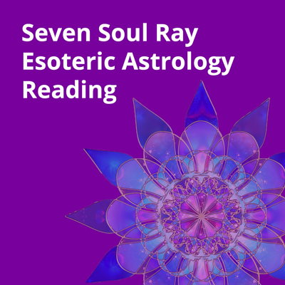 Seven Soul Ray Esoteric Astrology