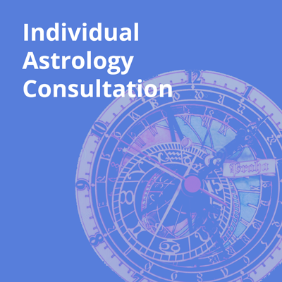 Individual Astrology Consultation